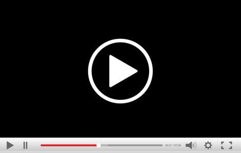 Video player screen