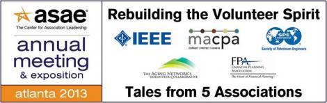 Rebuilding the Volunteer Spirit Webinar Series
